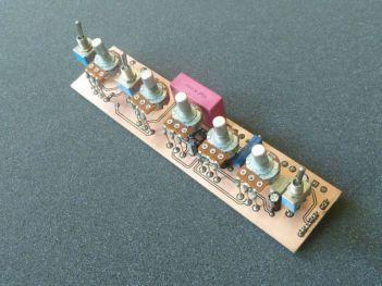 Bass Engine Compessor/FX loop