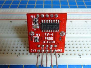 FV1 Program Selector