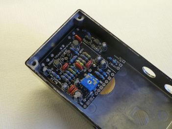 All components soldered