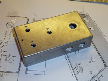 Drilled box