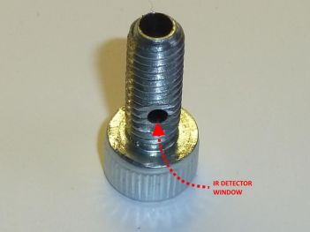 Wire inlet