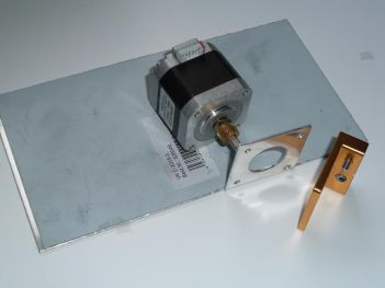 Automated Wire Cutter base plate