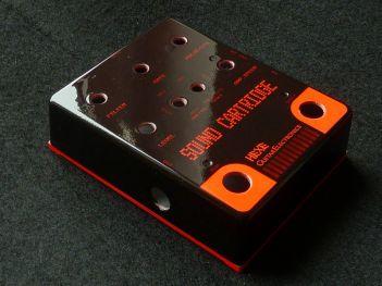 Sound Cartridge prototype box