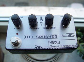HEXE BitCrusher Prototype