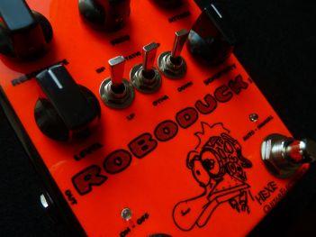 HEXE Roboduck III