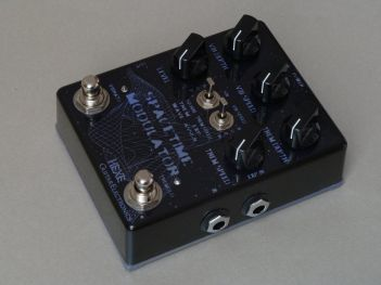 HEXE Spacetime Modulator