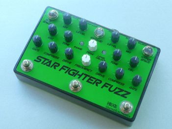 HEXE StarFighter Fuzz