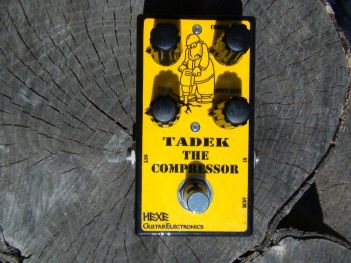 Tadek the Compressor
