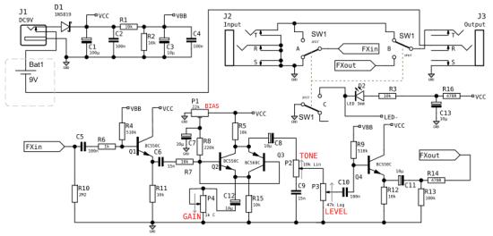 HEXE NightTrainOD schematic